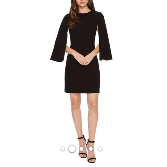 a552b8790406 Tahari Dresses   By Asl Bell Sleeve Shift Dress   Poshmark